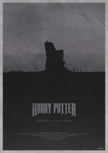 Plakat Harry Potter And The Deathly Hallows: Part 1