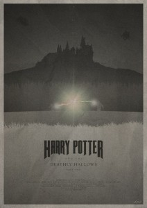 Plakat Harry Potter And The Deathly Hallows: Part 2