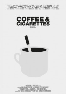 Plakat Coffee and Cigarettes