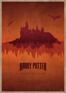 Plakat Harry Potter And The Philosopher's Stone