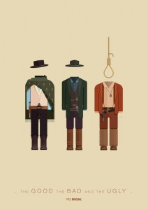 Plakat The Good, The Bad And The Ugly